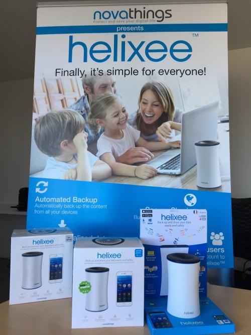 Helixee in the NAS Market