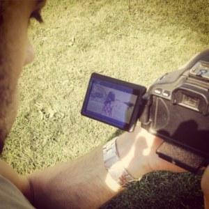 Le tournage de notre video pour notre campagne de Crowdfunding se termine!