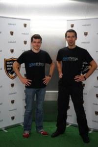 Novathings sur le podium de la #GamelleStarCup