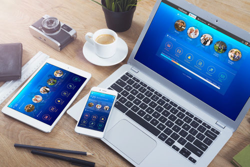 helixee app downloadable on MacOS, iOS, Windows & Android versions